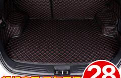 q5全包围后备箱垫子图片