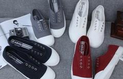 一脚蹬女鞋韩国图片
