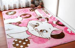 茶几地毯可机洗儿童图片