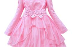女童装2016春新款蓬蓬裙图片