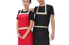 厨师围裙挂脖图片