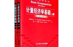 二手计量经济学基础图片