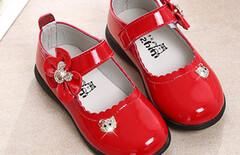 童公主鞋女包邮图片