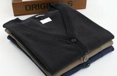 外贸棉针织衫图片