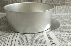 蛋糕模白铁皮图片