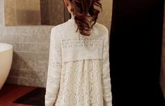韩版毛衣打底衫线衣女图片