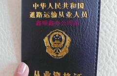资格证件图片