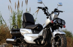 摩托车上牌全国图片