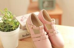 小童鞋皮鞋女图片