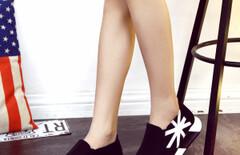 京特老北京布鞋女鞋春图片