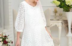 无袖孕妇连衣裙夏图片