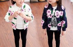 一岁女宝宝春装外套图片