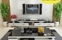 烤漆电视柜定制图片