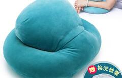 学生午休枕头趴睡枕图片