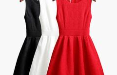 新款连衣裙蓬蓬裙2016图片