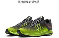 耐克男鞋飞线跑鞋气垫图片