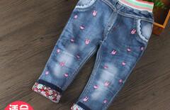 两岁女宝宝裤子单裤图片