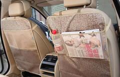 汽车座椅内饰多功能收纳袋通用图片
