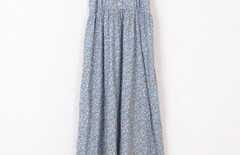 日系森女连衣裙吊带图片