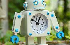 儿童钟表机器人图片