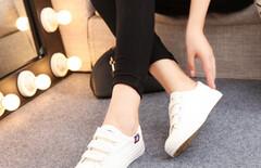 大码女鞋43码白色图片