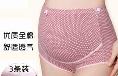 孕妇托腹蕾丝短裤图片