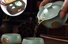 一壶二杯茶具套装图片