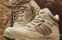 特种兵军靴作战靴夏图片
