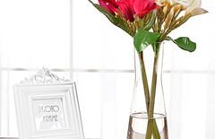 水晶花瓶欧式图片