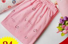 长睡裤女夏图片