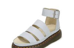 dr.martens女凉鞋图片