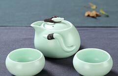 一壶二杯茶具图片