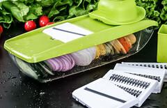 厨太太家用多功能电动切菜器图片