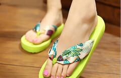 度假休闲女鞋夏图片