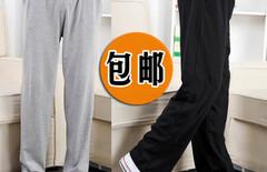 外贸棉家居裤图片