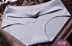 一片式无痕内裤图片