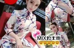 刘钰懿同款旗袍图片