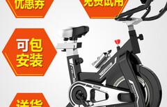 运动自行车健身车图片