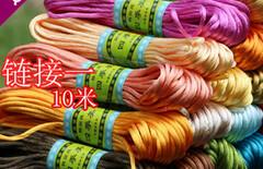 手工绳编织绳包邮图片