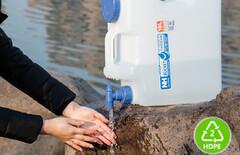 纯净水水箱图片