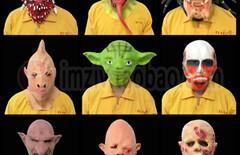 假人面具图片