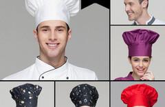 厨师帽子女图片