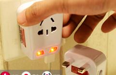 新加坡插头转换器图片