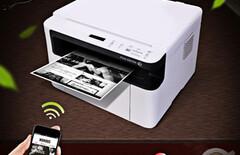 一体机打印机图片