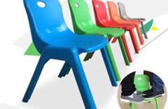 幼儿园儿童靠背座椅图片
