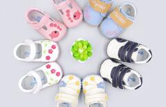 一岁宝宝鞋春单鞋款图片