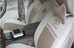 汽车座套全包丰田雅力士图片