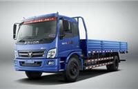 福田奥铃CTX 3.8L(125kw)(轴距5200)厢式车报价14.26万