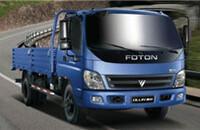 福田奥铃CTX 4.3L(105kw)(轴距5200)厢式车报价13.80-14.36万