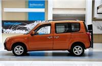 福田迷迪宜商版标准升级型1.5L国IV(4G15S)报价6.04-6.74万